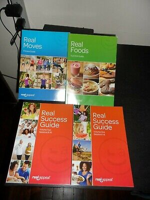 Real appeal weight loss books