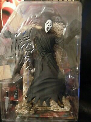 McFarlane Movie Maniacs - Scream - Ghostface Action Figure