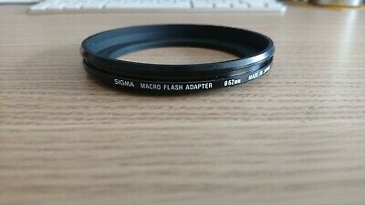 Sigma 62mm Adapter For Canon Ring Lite Flash