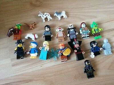 Lego minifigures random, used what you see is what you get