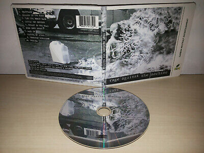 Rage Against The Machine - Same - Self Titled - Carbon Neutral - Cd