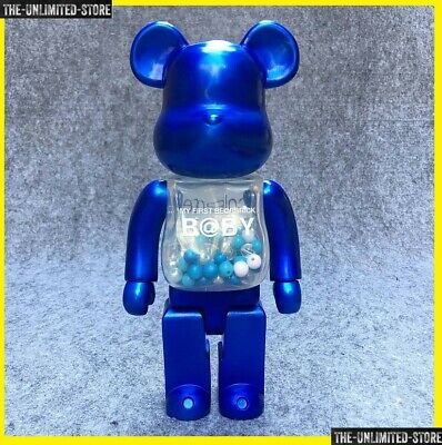 Medicom SJ50 Matsuri Singapore My First B@by Baby 400/% Bearbrick