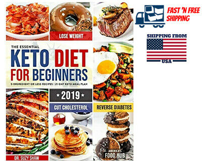 Keto Diet for Beginners Quick & Easy Ketogenic Recipes 2019 cookbook Lose Weight