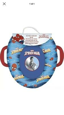 Riduttore Wc Per Bambini Spiderman Disney - Multicolor