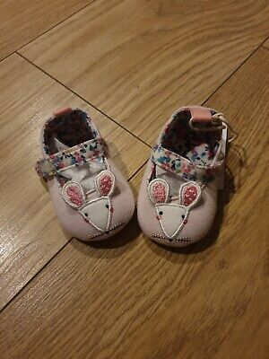 Baby girls shoes Joules  0-3 Months New With Tags