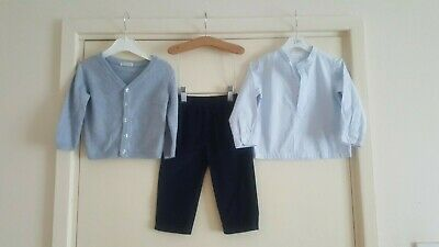 MINITINI boy 3 pieces set 12 months