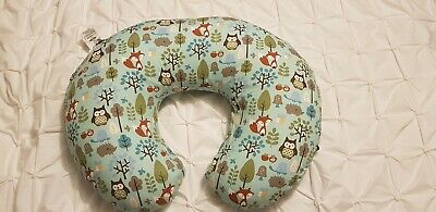 Chicco Boppy Nursing Pillow Woodland