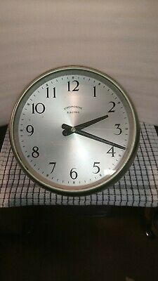 Vintage synchronome electric Clock