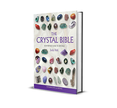The Crystal Bible by Judy Hall PDF Ebook