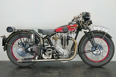 Imperia Model H 1929 500ccm 1 cyl ohv MAG