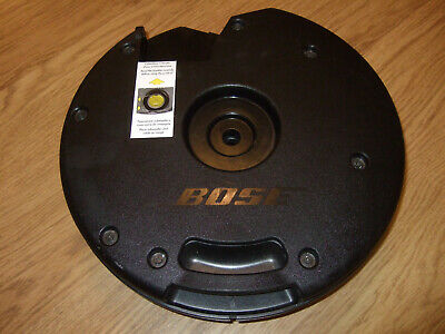 Alfa Romeo Mito Bose Subwoofer 51836380 - Sub Bass - Fiat Lancia - Screw & Base