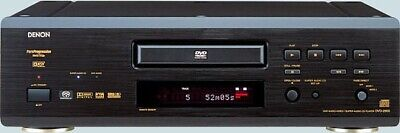 Denon DVD-2900 CD/SACD player