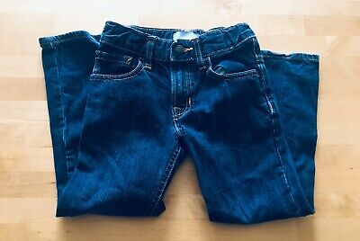 Baby Gap Boys Jeans Age 5 Straight Fit