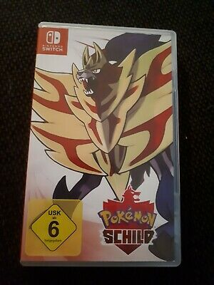 Pokemon Schild Nintendo Switch Neu
