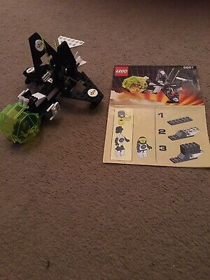 Lego 6887 - Blacktron II - 100% Complete With Instructions And Box