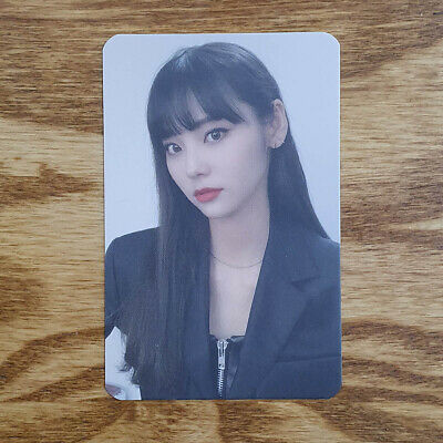 Jinsoul Official Photocard Loona 2nd Mini Album Hash # Monthly Girl Genuine Kpop