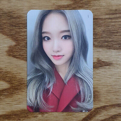Gowon Official Photocard Loona 2nd Mini Album Hash # Monthly Girl Genuine Kpop
