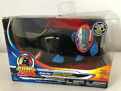 Kung Zhu Battle Hamster Special Forces Stonewall New