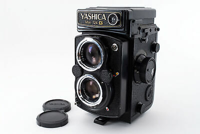[Comme-Est] Yashica Mat-124 G Tlr Yashinon 80mm F/3.5 (2531)