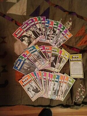 Chum 1050 Toronto Lot of 50 Charts 5/12/73 to 4/26/75 (last printed issue)