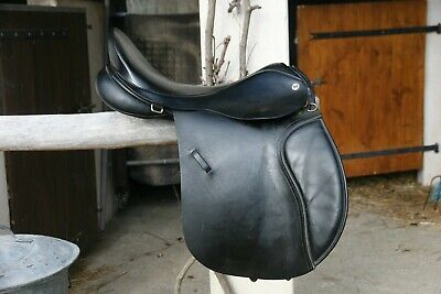 """Selle BARNSBY  17,5"""" GP/WH"""