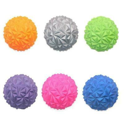 Yoga Durian Ball Massage Mat Point Half ball Muscle X0U8 Physical Sports Ba W6P1