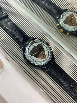 Vintage Chrono Swatch Watch Never Been Out Of The Box