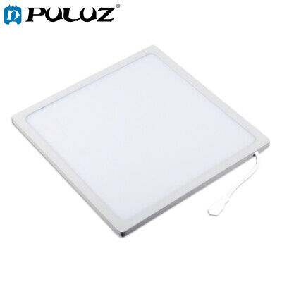 LED Photography Shadow-free Shadowless Light Lamp Panel Dimmable Softbox Pad 80