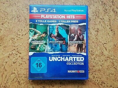 Uncharted The Nathan Drake Collection Spiel PlayStation 4