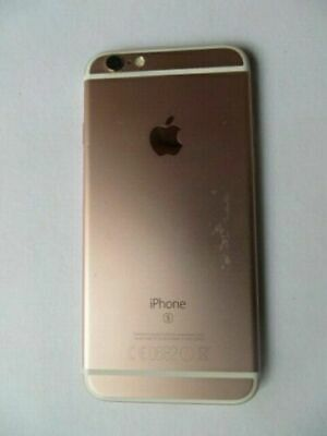 Apple iPhone 6S 16GB (Unlocked) Rose Gold - Very good condition