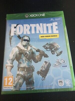 fortnite deep freeze bundle xbox one New And Sealed Cheapest 🔥🔥🔥🔥