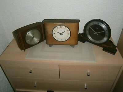 Mantle Clocks(spares or repairs)