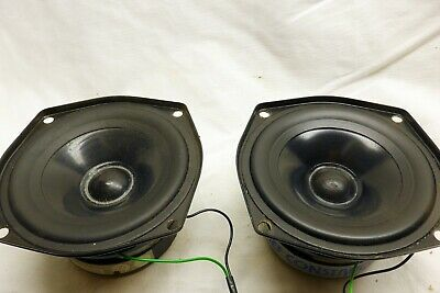 Kef B110 SP1057 Matched pair good condition