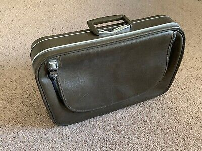 Vintage Luggage  Diplomat Carry On 1970's
