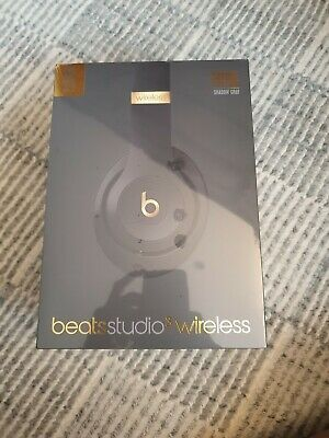 Beats by Dr. Dre Studio3 Wireless Over-ear Headphones - Shadow Gray