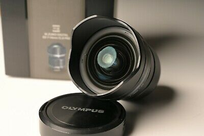 Olympus M.Zuiko 7-14mm f/2.8 Pro Aspherical AF ED Lens for Micro 4/3