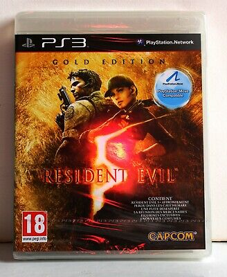 Jeu Ps3 - Playstation 3 - Resident Evil - Gold Edition / Neuf Sous Blister
