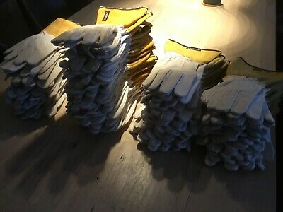 Tergera welding gloves job lot