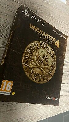 Uncharted 4 A Thiefs End Special Edition PS4