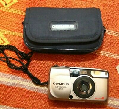 35mm Compact Film Camera with Zoom Olympus Superzoom 140 S