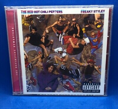 Red Hot Chili Peppers - Freaky Styley CD (Parental Advisory, 2003)