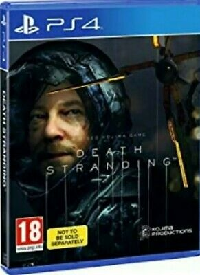Death Stranding PS4 ☆Fast & Free Delivery☆