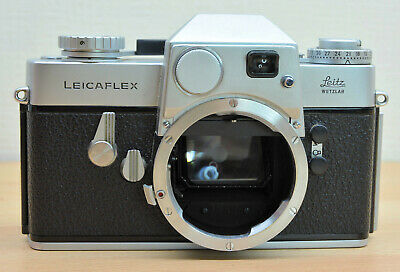 Original Leicaflex Body Only - Cased.