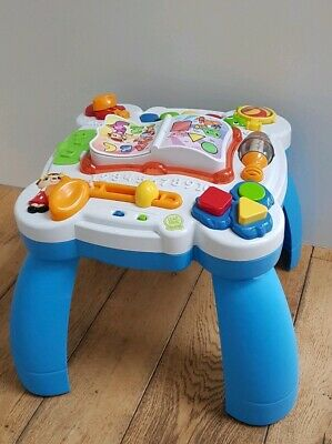 LeapFrog LeapStart Interactive Bilingual Learning Table (English & French)