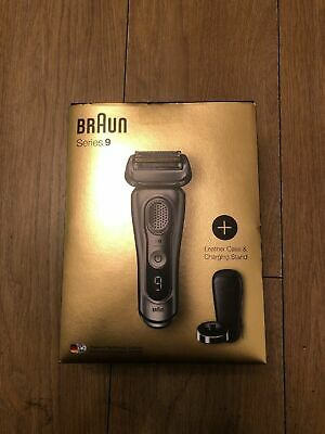 Braun Series 9 9359ps Wet&Dry Electric Shaver New in sealed box.