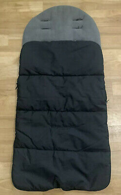 Universal Pushchair Footmuff Cosytoes Fleece Lined Fit For Stroller Prams Buggy