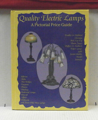 Quality Electric Lamps A Pictorial Price Guide Book 1992
