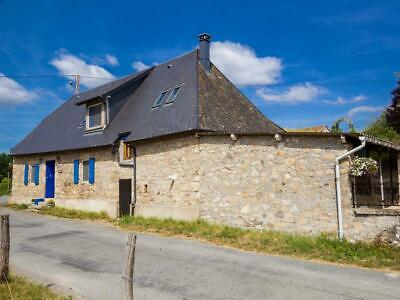 AMAZING Large 3 Bed House with Land in Limousin, France - Recently Renovated!