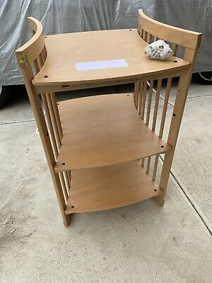Stokke Timber Baby Change Table