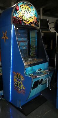 ICE DEEP SEA TREASURE REDEMPTION TICKET MACHINE ARCADE GAME Shipping Available